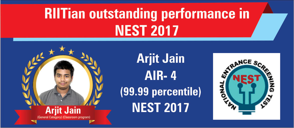 RIITian Performance in NEST 2017