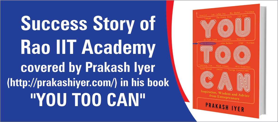 success story of Rao Academy